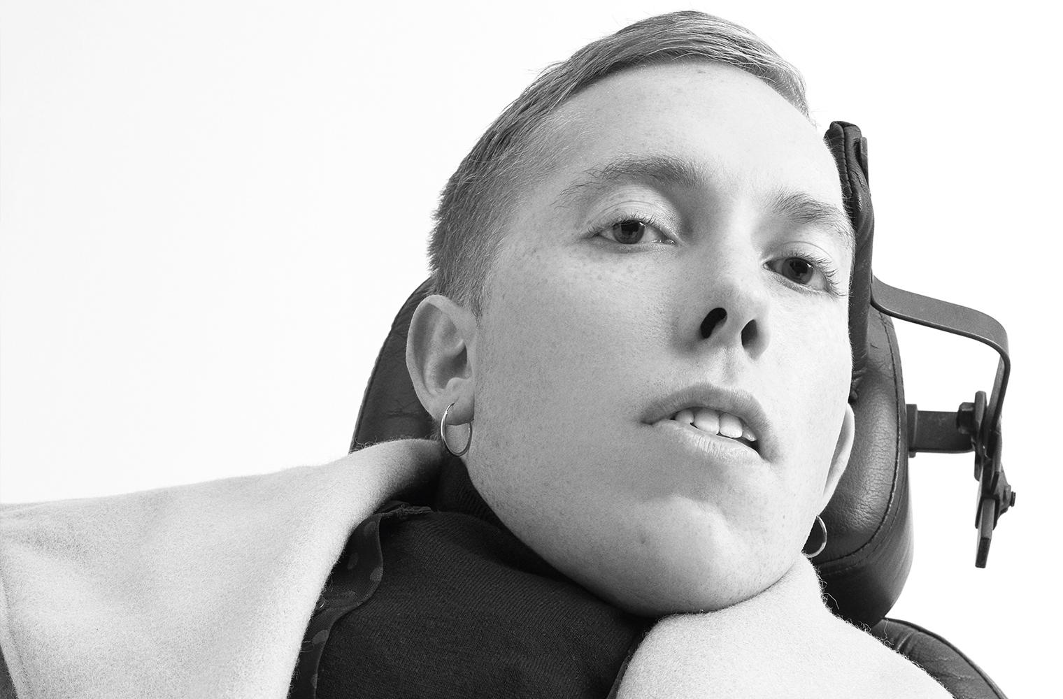 Designer Henrik Silvius: Schon von Kindheit an ist Mode seine große Leidenschaft. - Niklas Hoejlund
